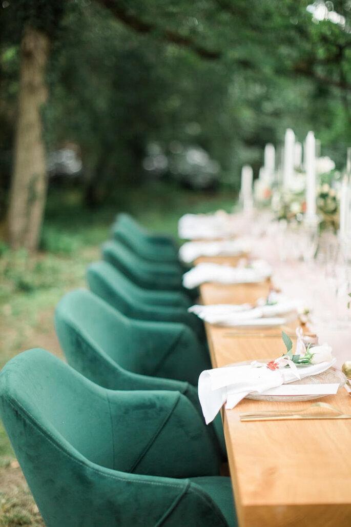 AmelEventParis - Décoration mariage - Région parisienne