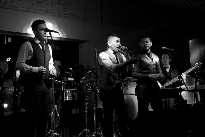 La Rebelión Orquesta para bodas en Bogotá