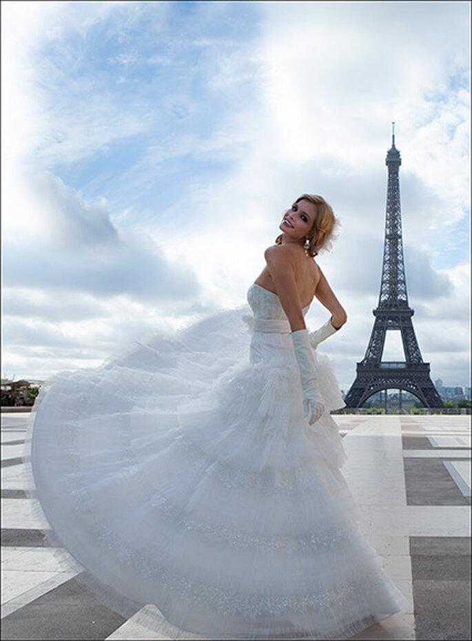 Robe de mariée Oksana Mukha 2013