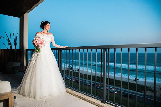 Dia da noiva: Grand Hyatt Rio de Janeiro - Foto: Claudio Azevedo Fotografia