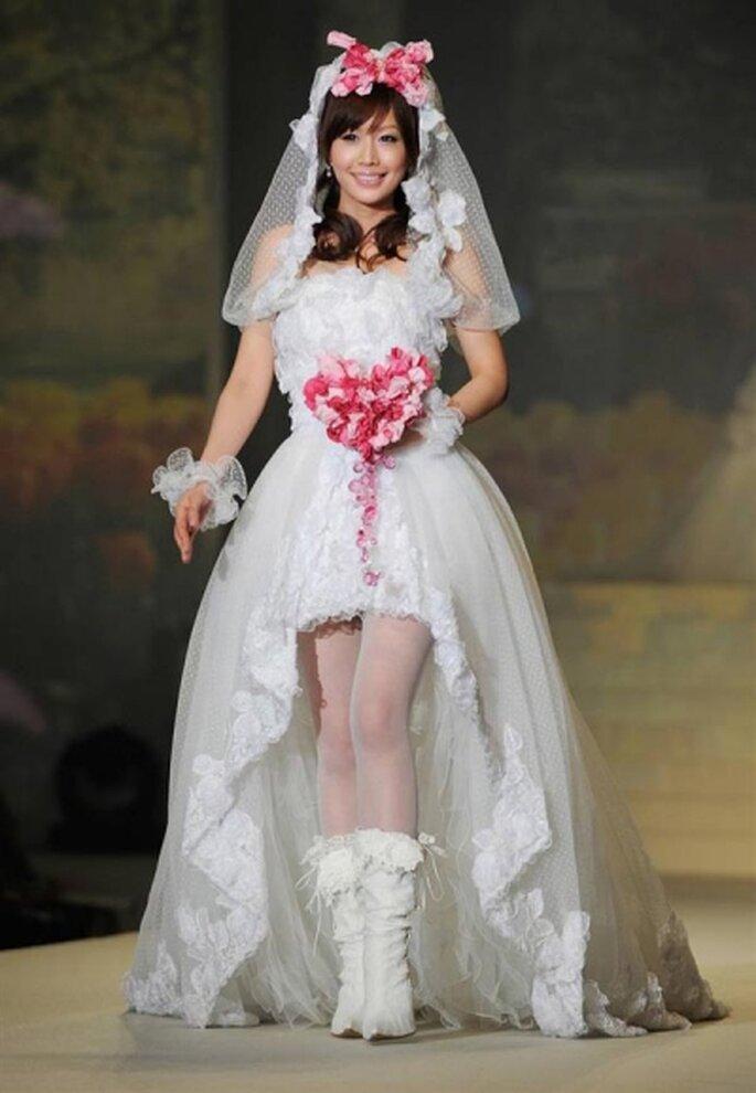 7 errores que puedes cometer en la elección de tu vestido de novia. Foto- Ezine Mark