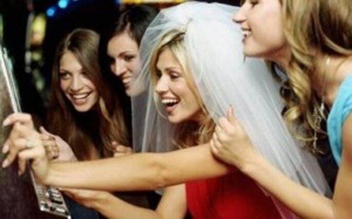 Juega con tus amigas en tu despedida de soltera