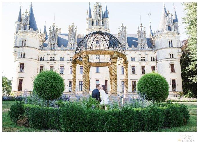 Château de Challain - Mariage - Loire - 49