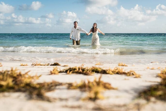 Lucia and Fer wedding photography