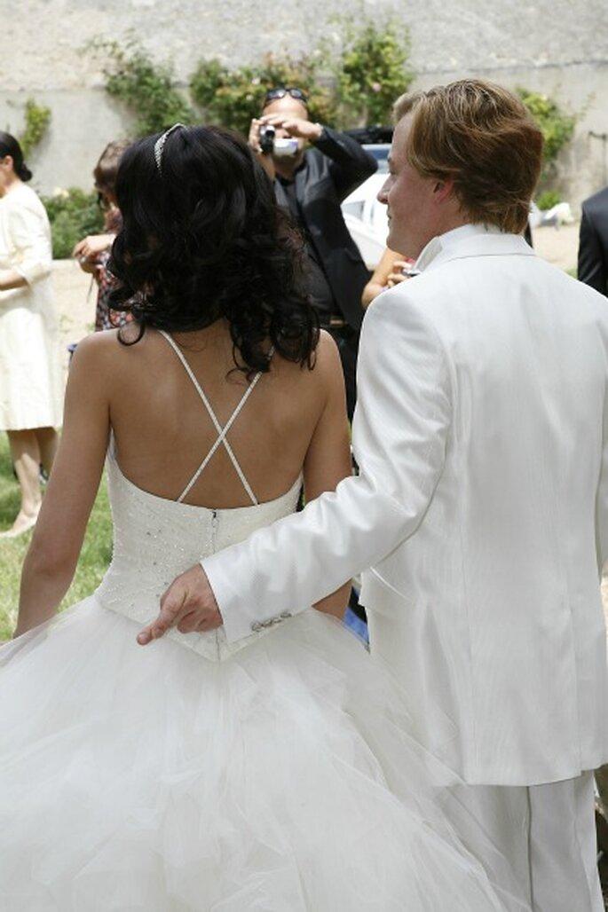 10 conseils pour un mariage au top ! - Photo : 1 Amour 2 Perles