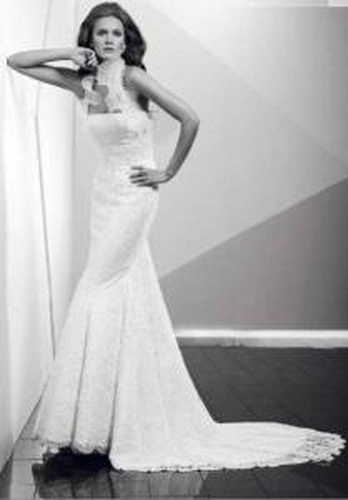 Vestido de novia - Pepe Botella - Vestido de encaje