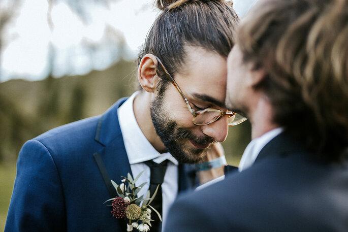 casamento gay - a cerimónia
