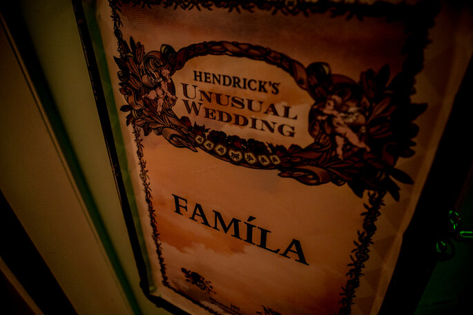 Hendrick's Unusual Wedding de Lady Rose & Sir Pepino
