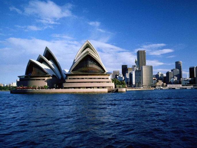 La espectacular bahía de Sydney: imposible no reconocerla