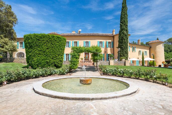 Le Château les Crostes, en Provence-Alpes-Côtes d'Azur