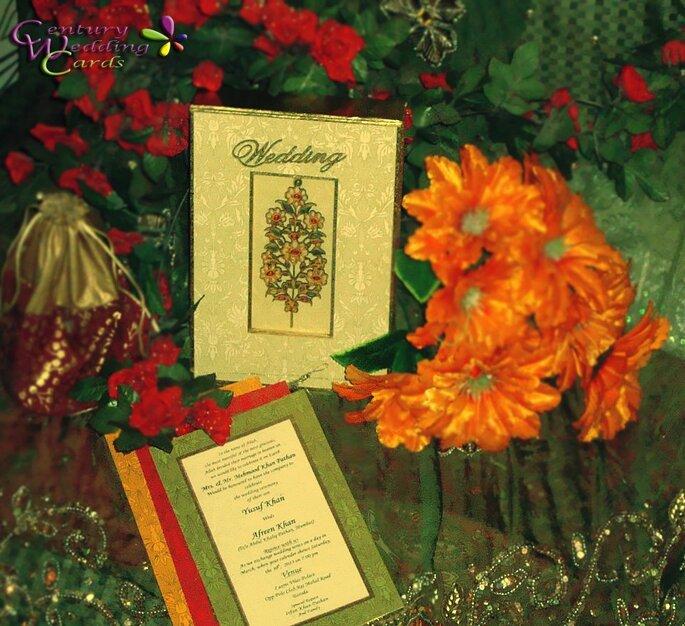 Photo: Century Wedding Cards.