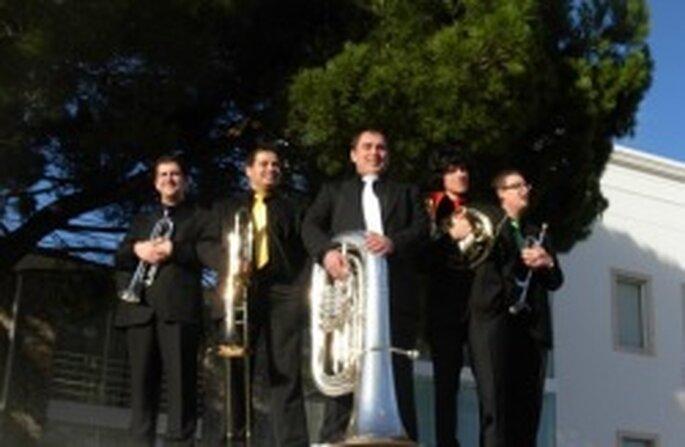 Latem Quintet- música original para o seu casamento