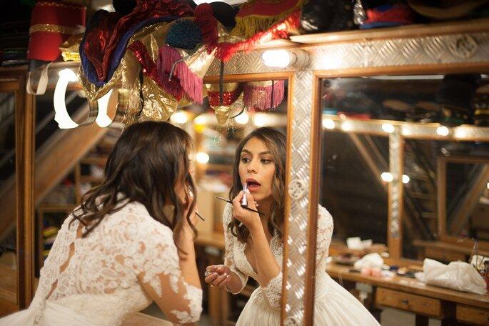 Errores de maquillaje: ¡Evítalos y luce increíble en tu boda!