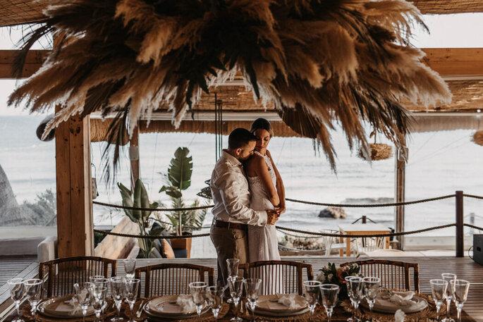 Beso Beach finca bodas Ibiza