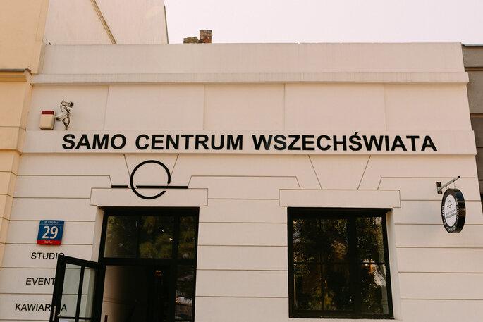 Samo Centrum Wszechświata fot. Luke Sezeck Photographer