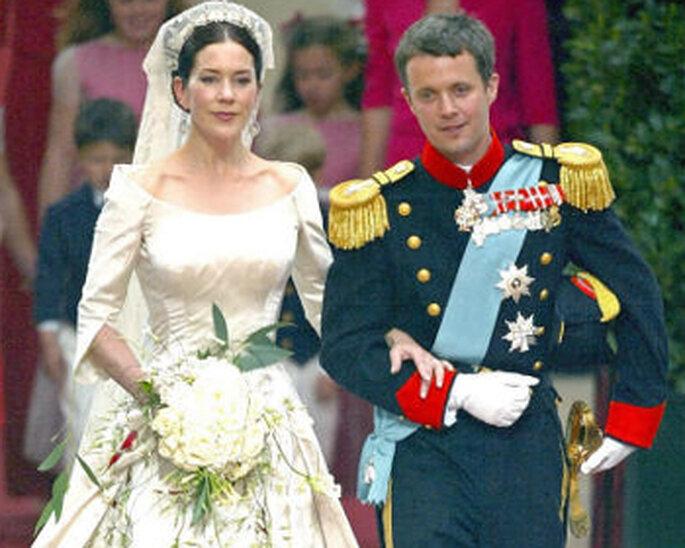 Tiara de la princesa Mary de Dinamarca