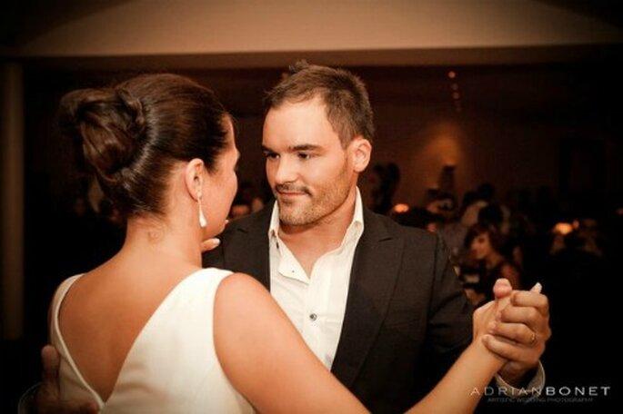 A chaque couple de choisir la danse de son mariage - Crédit photo : Adrian Bonet adrian bonet