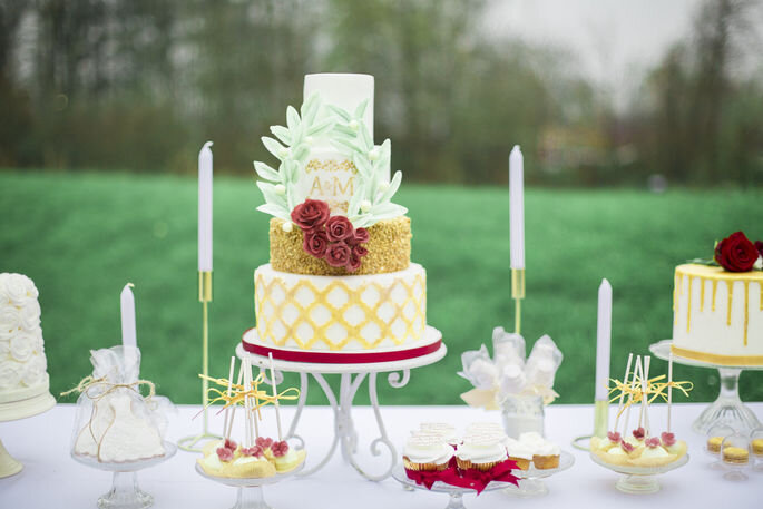 Cake Queen. Foto: Miss Smile Photography