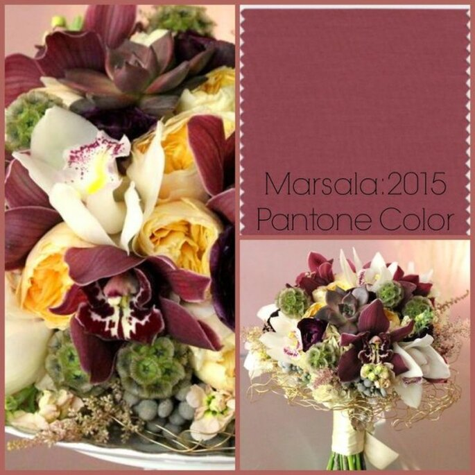 Marsala, el color del 2015 - Northland Sprecial Events