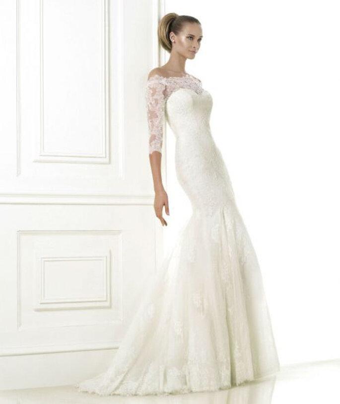 cb98ef9c232f Prezzi abiti da sposa Pronovias 2015  un sogno possibile per tutte ...
