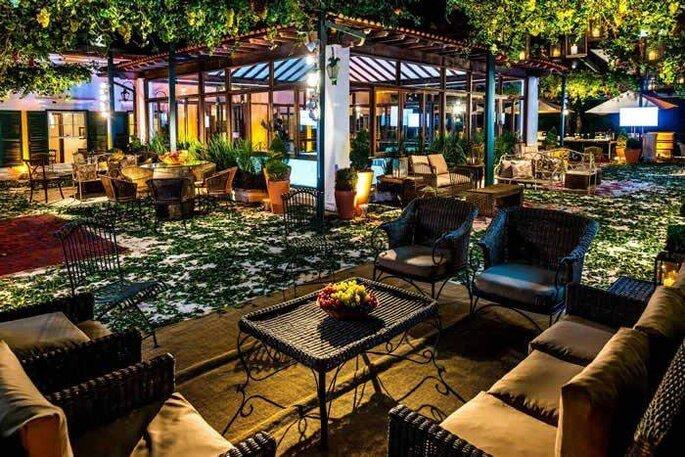 Villa Riso - 10 espaços para casamento no Rio de Janeiro