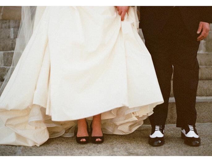 Témoin de mariage : quelle tenue porter ? - Photo : Amy Majors