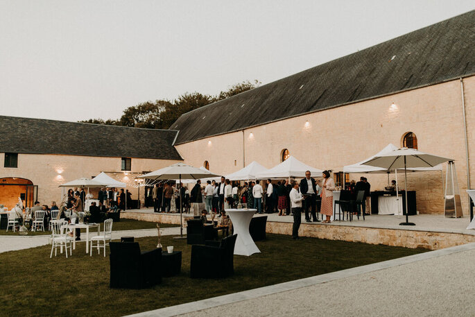 Domaine de la Cour des Lys**** - Lieu de réception mariage - Calvados