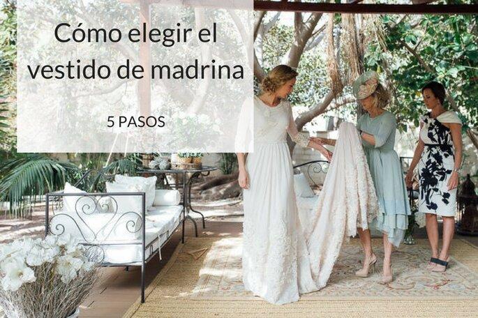 8fd33254c Cómo elegir el vestido de madrina en 5 pasos