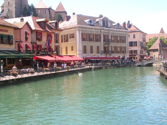 Lac d'Annecy - Photo : Cyrielle