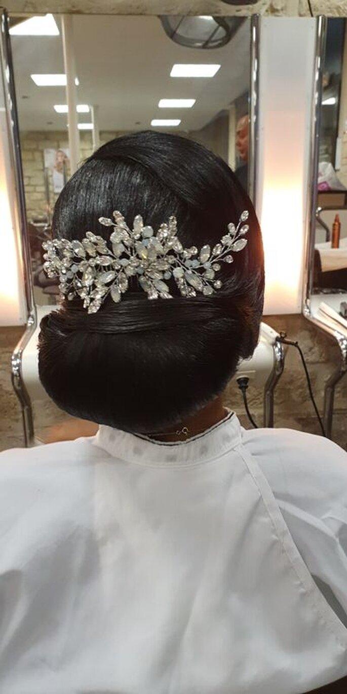 Emilia BOUSQUET, coiffeuse pour votre mariage à Toulouse