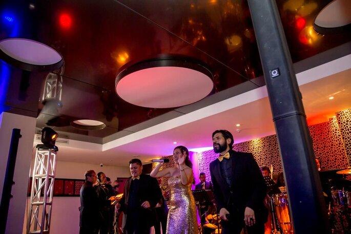 """SON CLASE """"Mucho más que música"""" orquestas bodas Bogotá"""