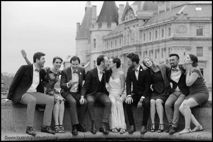 Laurent Koch le Breton - Photographe de Mariage - Paris