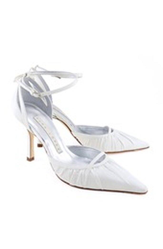 Zapatos de novia Pura López