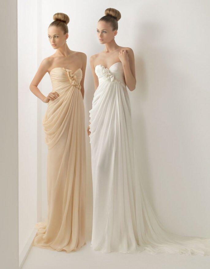 Vestido de novia Harmoni, Rosa Clará