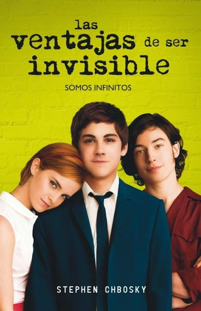 Las ventajas de ser invisible (Stephen Chbosky, 1999)