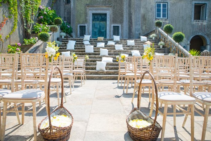 The Quinta - My Vintage Wedding in Sintra