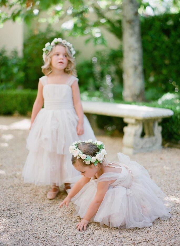 Romántico color blush -Jose Villa Photography