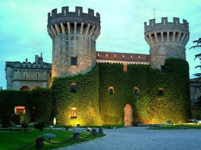 Boda en el Castillo de Peralada