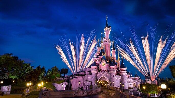 Disneyland Paris. Foto: divulgação