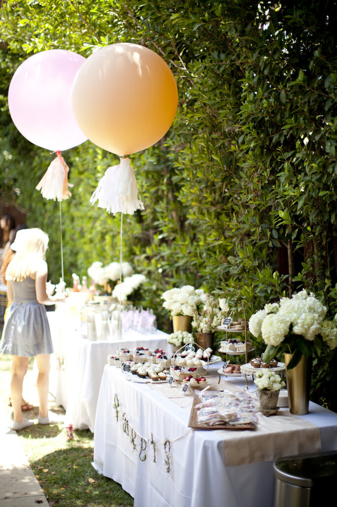 Globos para decorar tu boda - LMarie Photo