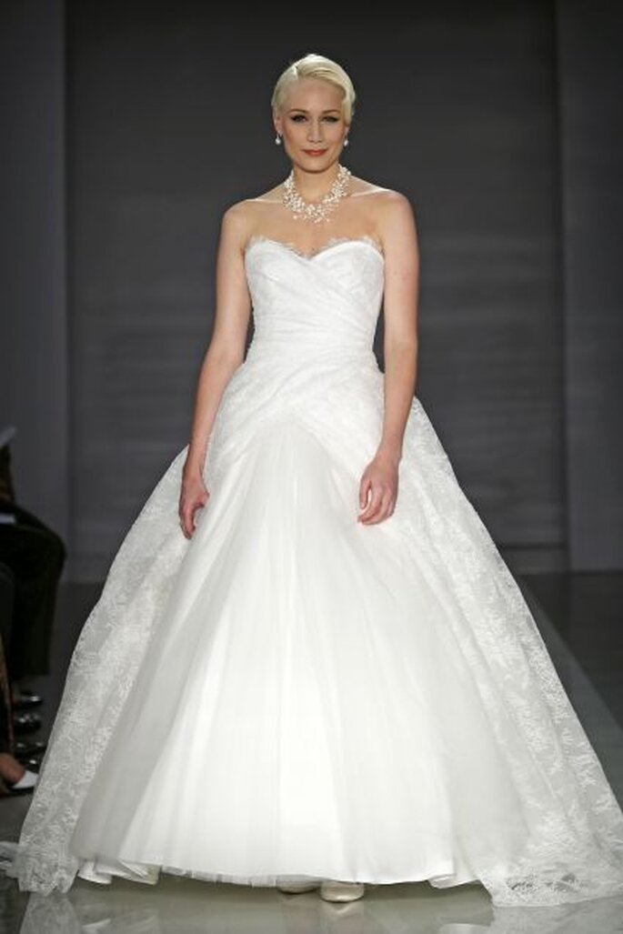 Robe de mariée Cymbeline 2014 - Modèle Hadda