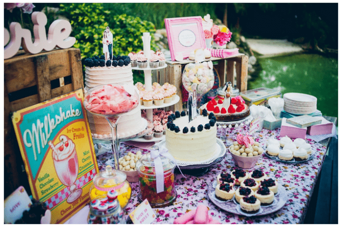 Les meilleures sweet table de 2013 - Photo F2 Photo Studio
