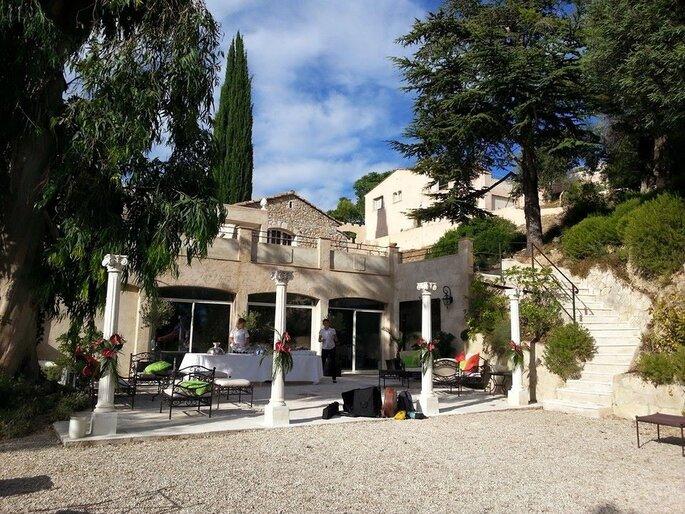 Domaine de Cleverland - mariage - couple - plein air - PACA - Provence-Alpes Côte d'Azur