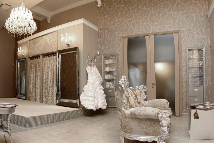 Фото: Свадебный салон Fleur d'Orange