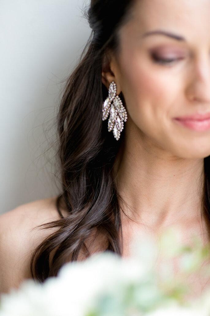 8 tendencias en belleza para novias que serán extraordinarias este 2015 - Mi Belle Photography