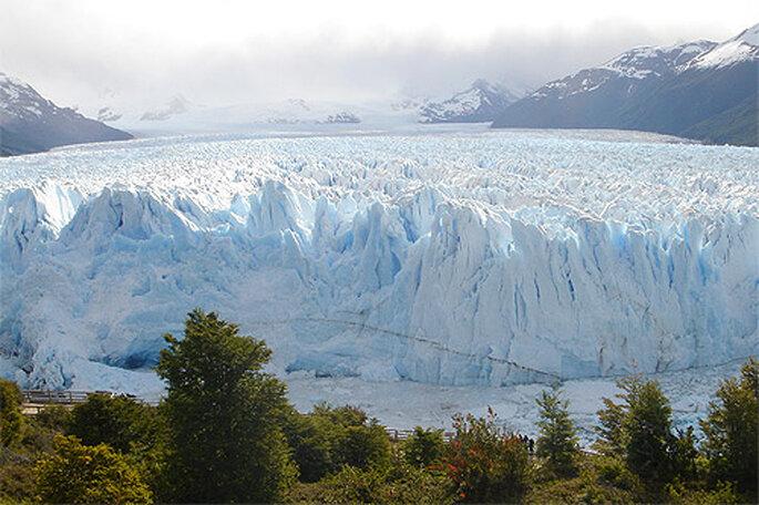 Perito Moreno, en la Patagonia Argentina. Foto: Marta Jiménez