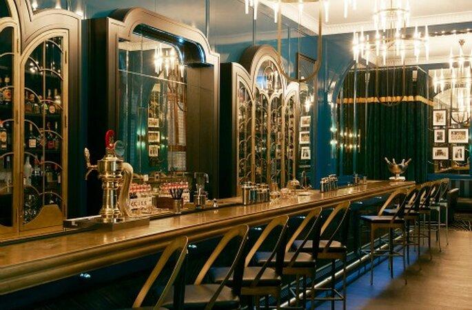 Vous ne pourrez que vous laisser séduire par la cuisine savoureuse de L'Hôtel Alfonso XIII à Séville