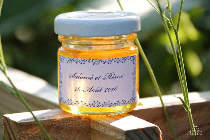 Mon Petit Pot de Miel - Cadeaux invités de mariage