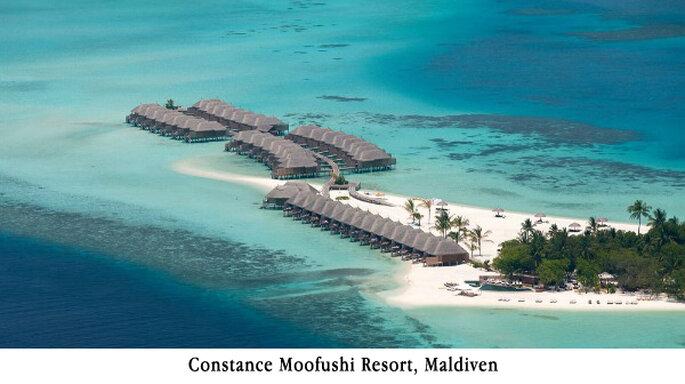 Constance Moofushi Resort, Maldiven