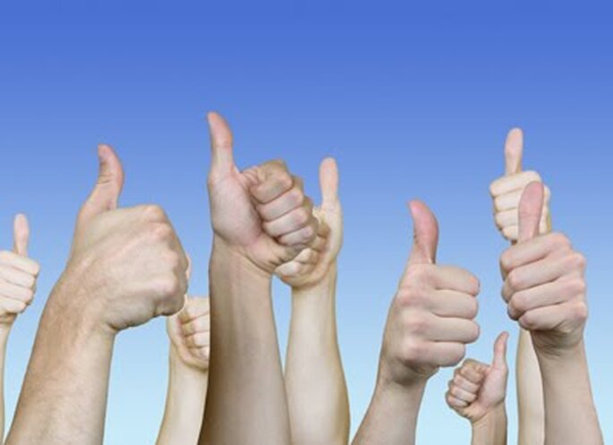 Does your look get a Thumbs Up or Thumbs Down?